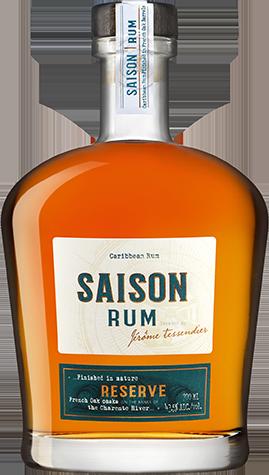 Rum Saison Rum Reserve 6y 0,7l 43,5%