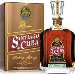 Rum Santiago De Cuba 25y 0,7l 40% GB