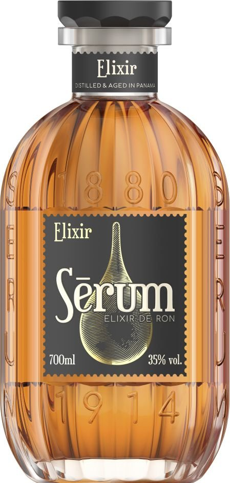 Rum Sérum Elixir 0,7l 35%