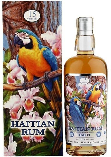 Rum Silver Seal Haitian Rum 15y 2004 0,7l 51,2% GB / Rok lahvování 2019