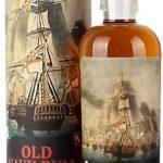 Rum Silver Seal Old Navy Rum 2018 0,7l 57% GB
