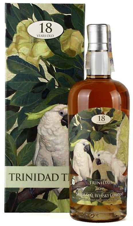 Rum Silver Seal Trinidad Rum 18y 0,7l 50% GB