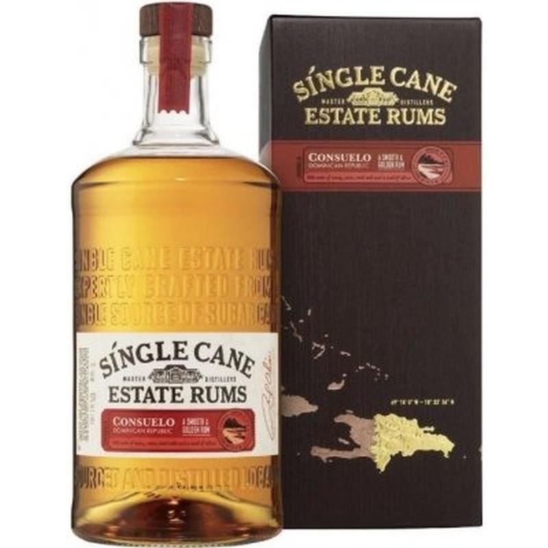 Rum Single Cane Estate Rums Consuelo 1l 40% GB