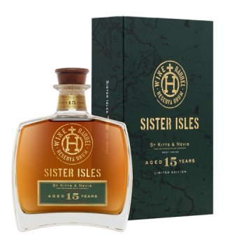 Rum Sister Isles Dark 15y 0,7l 45% L.E.