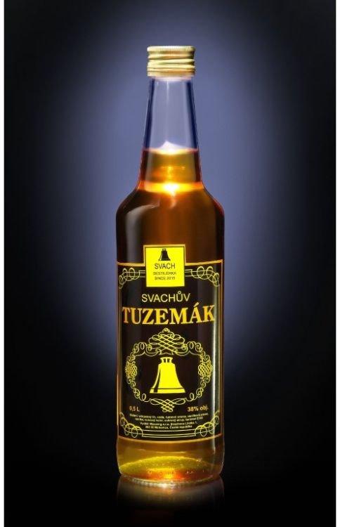 Rum Svachův Tuzemák 0,5l 38%