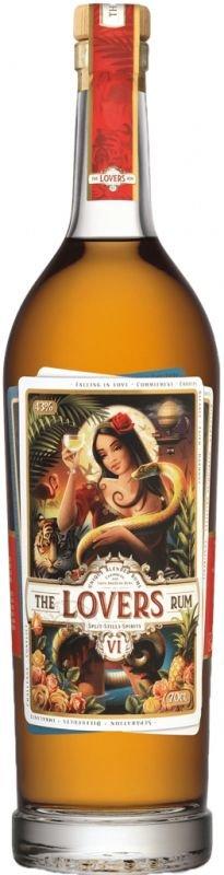 Rum The Lovers Rum 0,7l 43%