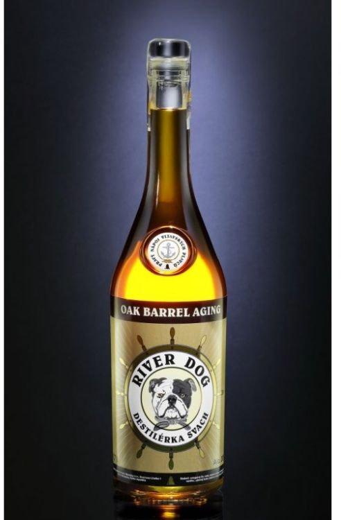 Rum Tuzemák River Dog 0,7l 38%
