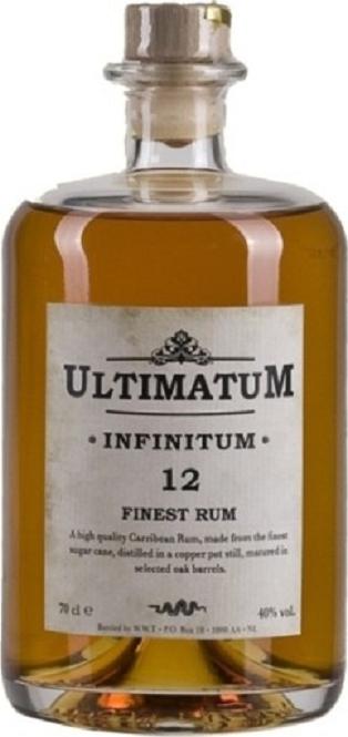 Rum Ultimatum Infinitum 12y 0,7l 40%