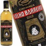 Rum Velho Barreiro Gold 3y 0,7l 39%