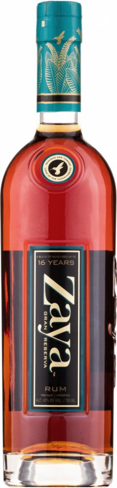 Rum Zaya Gran Reserva 16y 0,7l 40%
